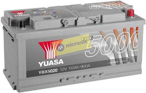 YUASA YBX5020 110Ah