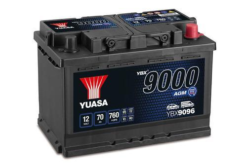 YUASA YBX9096 70Ah