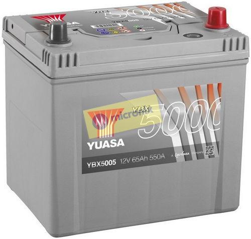 YUASA YBX5005 65Ah