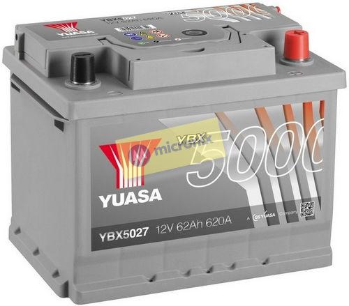 YUASA YBX5027 62Ah