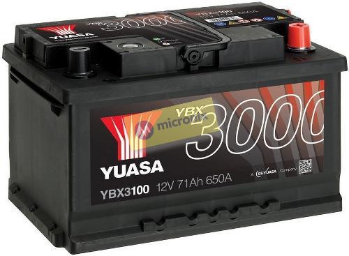 YUASA YBX3100 71Ah