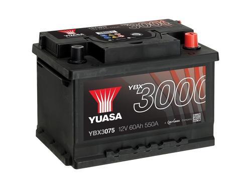 YUASA YBX3075 60Ah