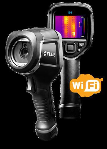 Flir E4, WI-FI