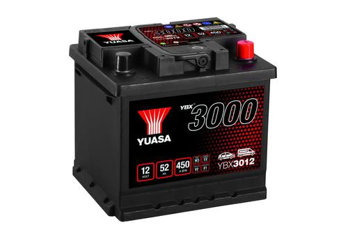 YUASA YBX3012 52Ah