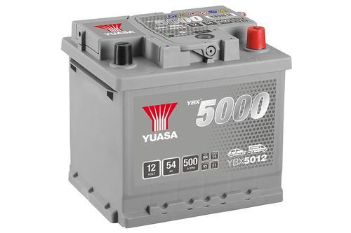 YUASA YBX5012 54Ah