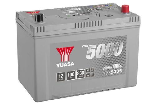 YUASA YBX5335 100Ah