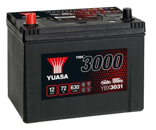 YUASA YBX3031 72Ah